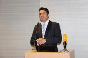 M. Zeki Durak, CEO of EximLab