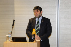 President of TABA-AmCham (Turkish American Business Association)
